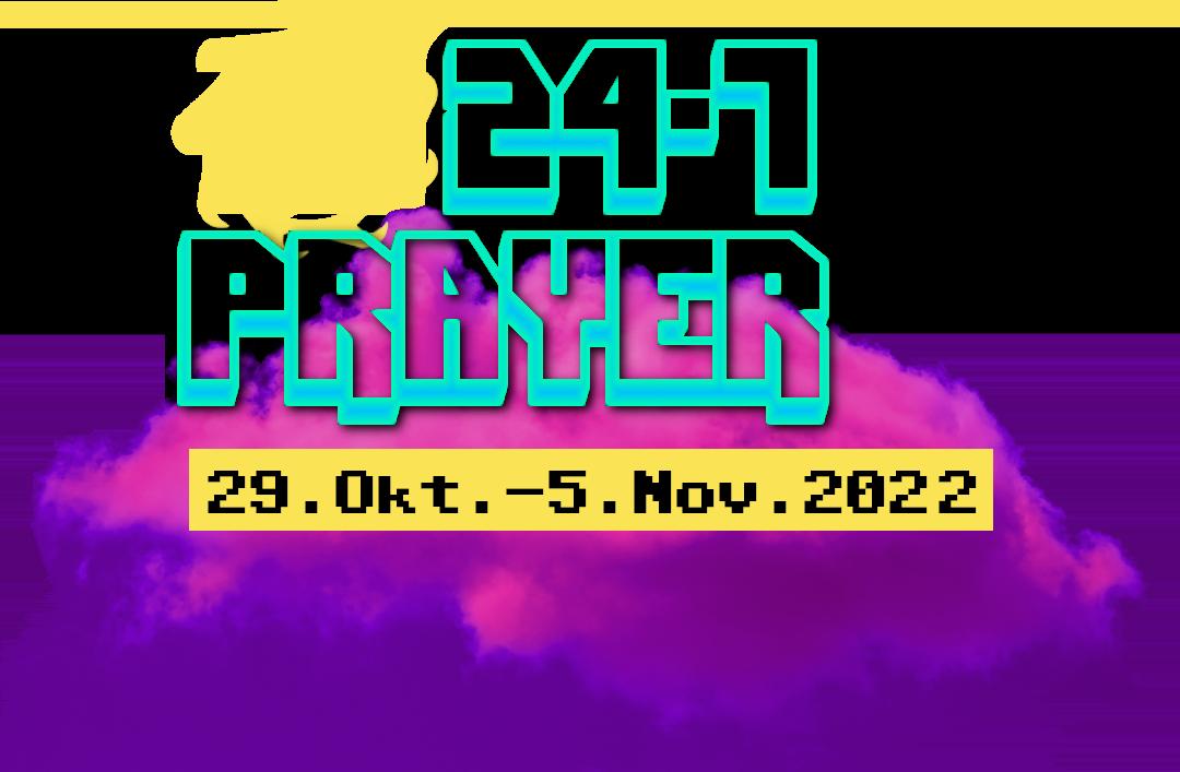 24-7 Prayer Logo